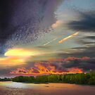 Thousand Islands Sunset by Igor Zenin
