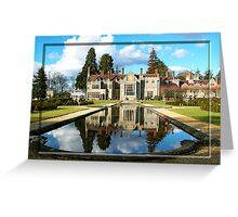 Rhinefield House Greeting Card