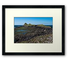 Worm's Head, Gower Framed Print