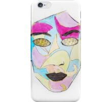 Love your face iPhone Case/Skin