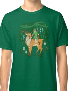 Legend of the Lost Woods Classic T-Shirt