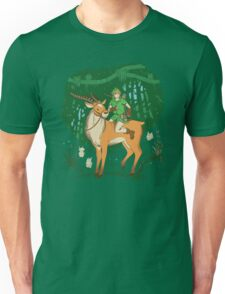 Legend of the Lost Woods Unisex T-Shirt