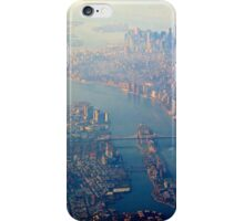 New York from the Air  (2012) iPhone Case/Skin