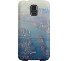 New York from the Air  (2012) Samsung Galaxy Case/Skin