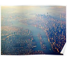 New York from the Air  (2012) Poster