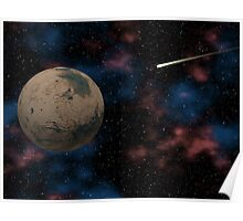 Exploring Planet Mars Poster