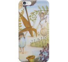 Garden Sized  iPhone Case/Skin