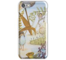 Garden Sized  iPhone Case/Skin