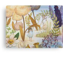 Garden Sized  Canvas Print