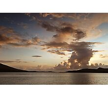 Valentia Sky - Co Kerry, Ireland Photographic Print