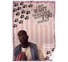 My Teenwolfed Valentine [I Want to Eat Lunch w/ You] Poster