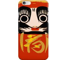 Daruma Doll iPhone Case/Skin