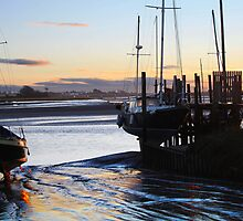 Slipway Boat by TonyWilliams