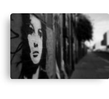 URBAN BEAUTY Canvas Print