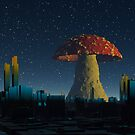Mushroom Atoll by blacknight