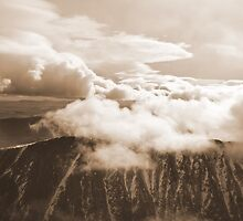 Cloud Invasion by Reese Ferrier