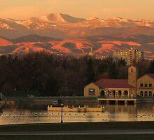 Last Sunrise by Thomas Stevens