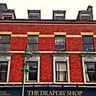 The Drapery Shop by Clayton  Turner