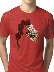 Dragon Slayer Ornstein Tri-blend T-Shirt
