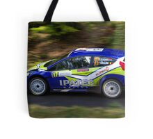 Rally of France 2010 Kuipers D. Tote Bag