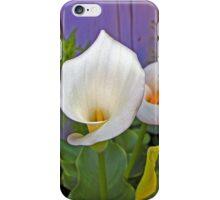 Captivating Callas iPhone Case/Skin