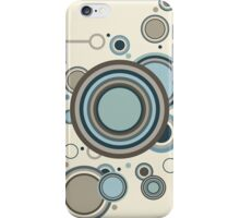 Circles Streaming iPhone Case/Skin