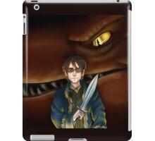 Bilbo Baggins and Smaug iPad Case/Skin