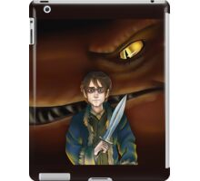 Bilbo Baggins and Smaug iPad Case/Skin