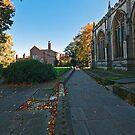 Mary Magdalene Newark Parish Church by Elaine123