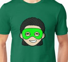 My Color: Energetic Green Unisex T-Shirt