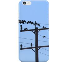 Telephone Tag iPhone Case/Skin