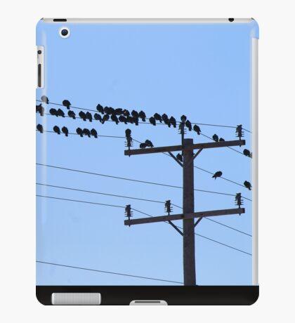 Telephone Tag iPad Case/Skin