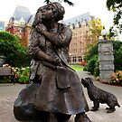 Emily Carr Statue by TerrillWelch