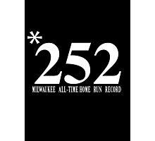 *252 Photographic Print