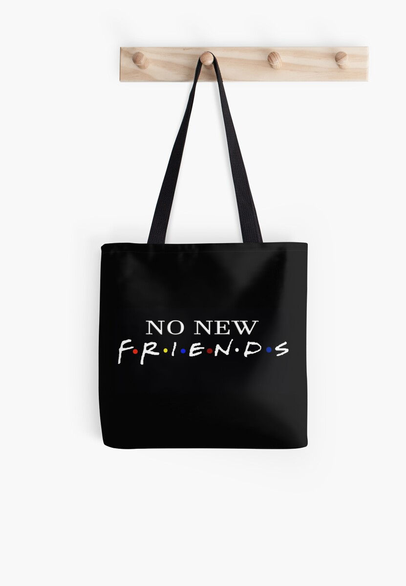 No New Friends by FHoliday