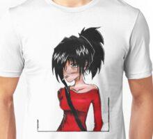 Red Haruki Unisex T-Shirt