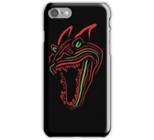 ATCQ ATRIBE CALLED QUEST Q-TIP BUSTA RHYMES DRAGON ABSTRACT iPhone Case/Skin
