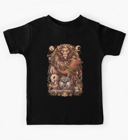 ARMELLO - Battle for the crown Kids Tee
