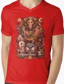 ARMELLO - Battle for the crown Mens V-Neck T-Shirt