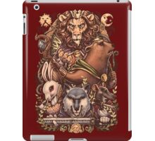 ARMELLO - Battle for the crown iPad Case/Skin