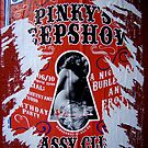 Pinky's peepshow by Bruno Lopez