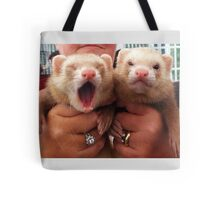 Ronnie and Reggie Tote Bag