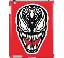 Venom Sugar Skull iPad Case/Skin