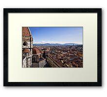 Fabulous Florence Framed Print