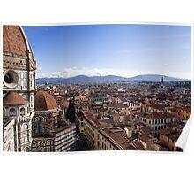 Fabulous Florence Poster