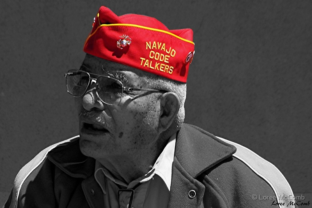 True Hero - Honoring These Veterans This Veterans Day by © Loree McComb