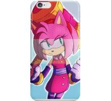 Amy Boom iPhone Case/Skin