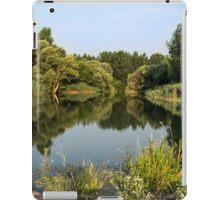 Morning in the floodplain forest iPad Case/Skin