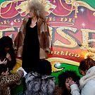le cirque de Zoé- making off by Bruno Lopez