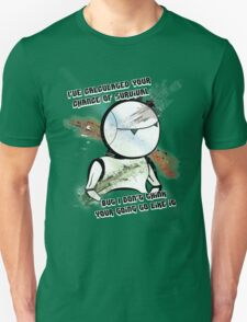 Marvins Calculated Survival Unisex T-Shirt